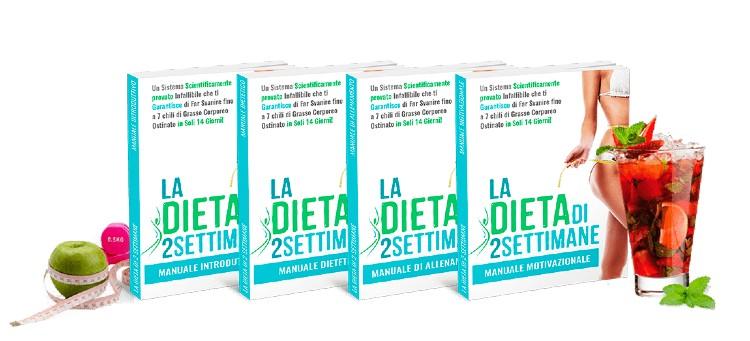 dieta 2 settimane: guida completa